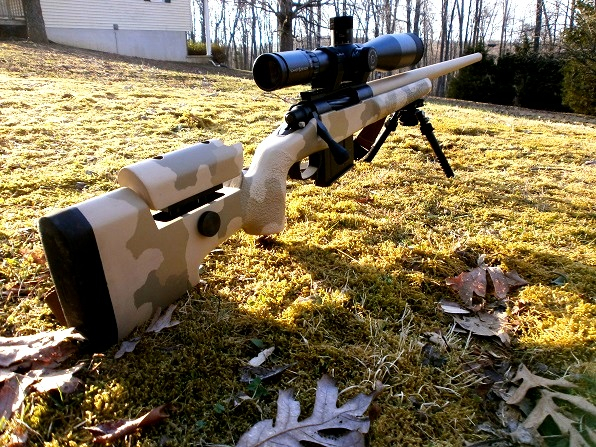 r. crouse, rifles, precision bolt action rifles, custom rifles, custom .308, custom 300 win mag, custom .338 lapua mag, 50 bmg, custom sniper rifles, sniper rifles for sale